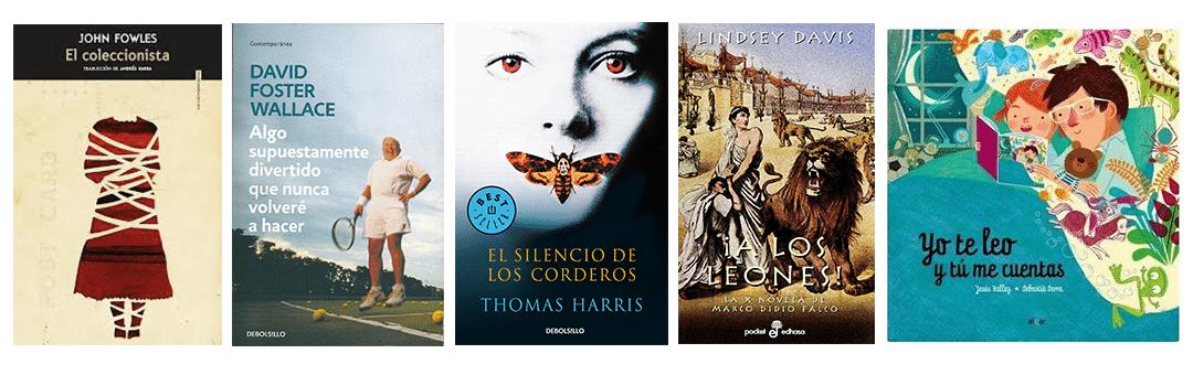 libros sobre hobbies y aficiones