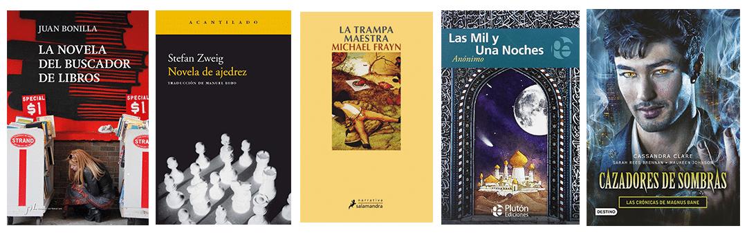 libros  tesoros y amuletos