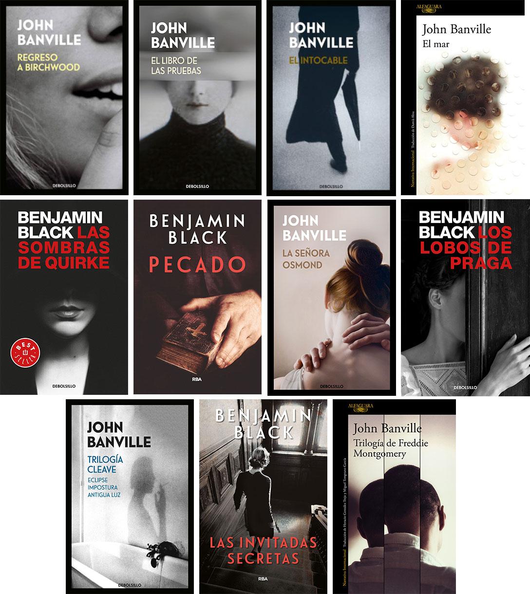 libros John Banville
