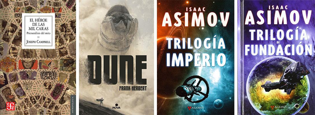 libros influyentes star wars