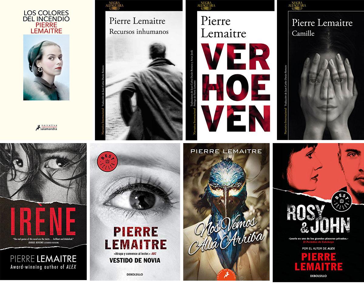 libros pierre demaitre