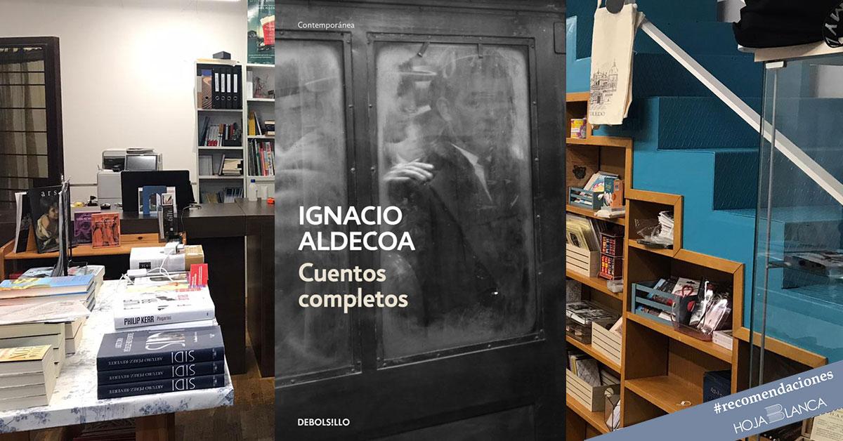cuentos completos de Ignacio Aldecoa