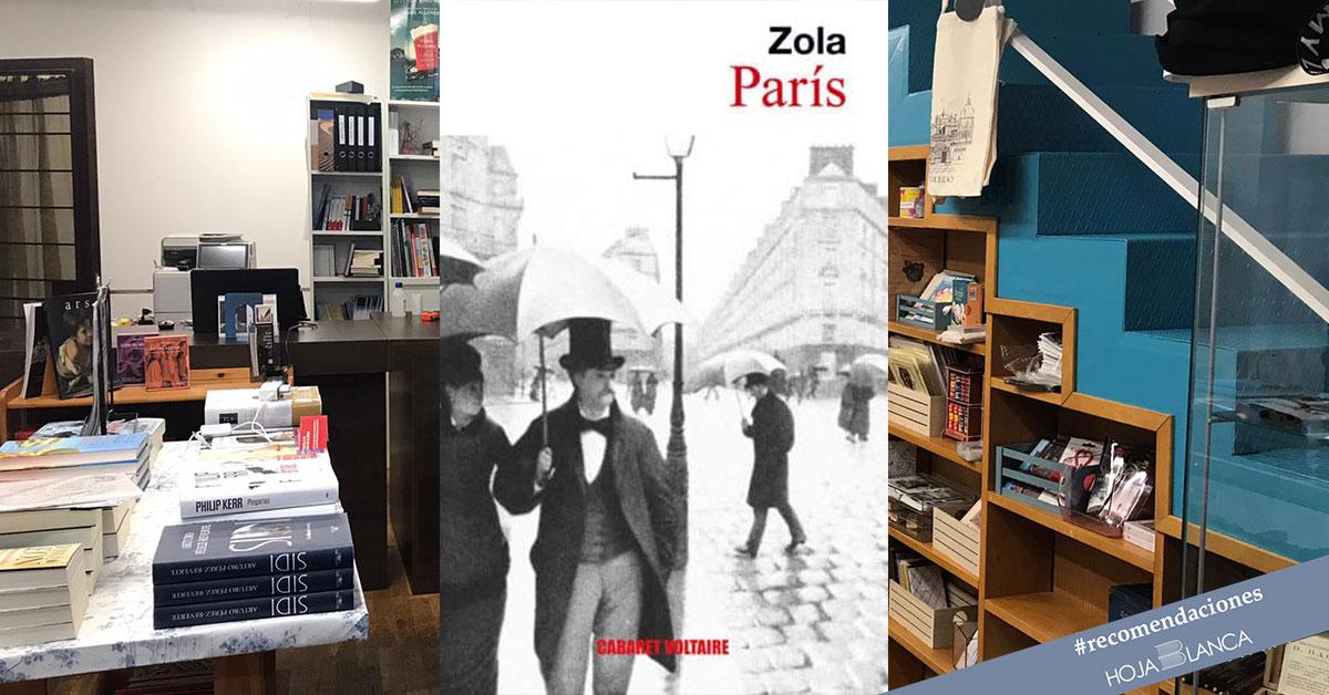 Paris, Zola