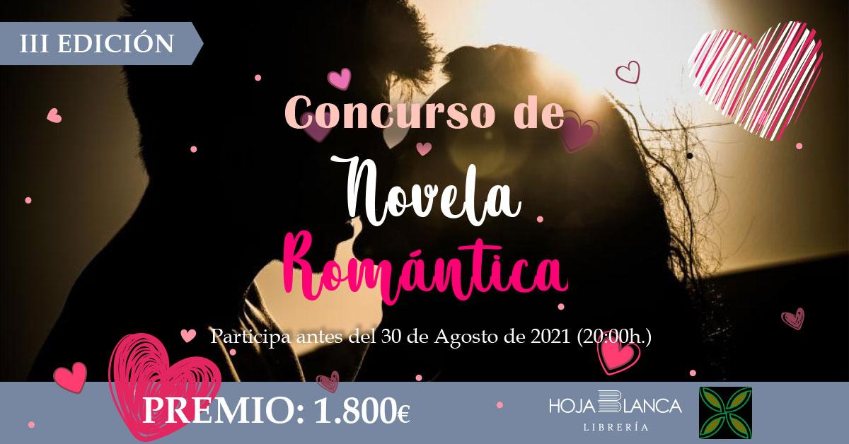concurso novela romántica